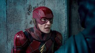 The Flash Ezra Miller Justice League