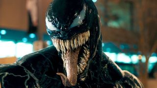 Venom Tom Hardy Tongue