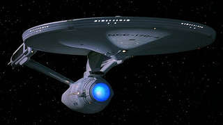Star Trek USS Enterprise NCC-1701a