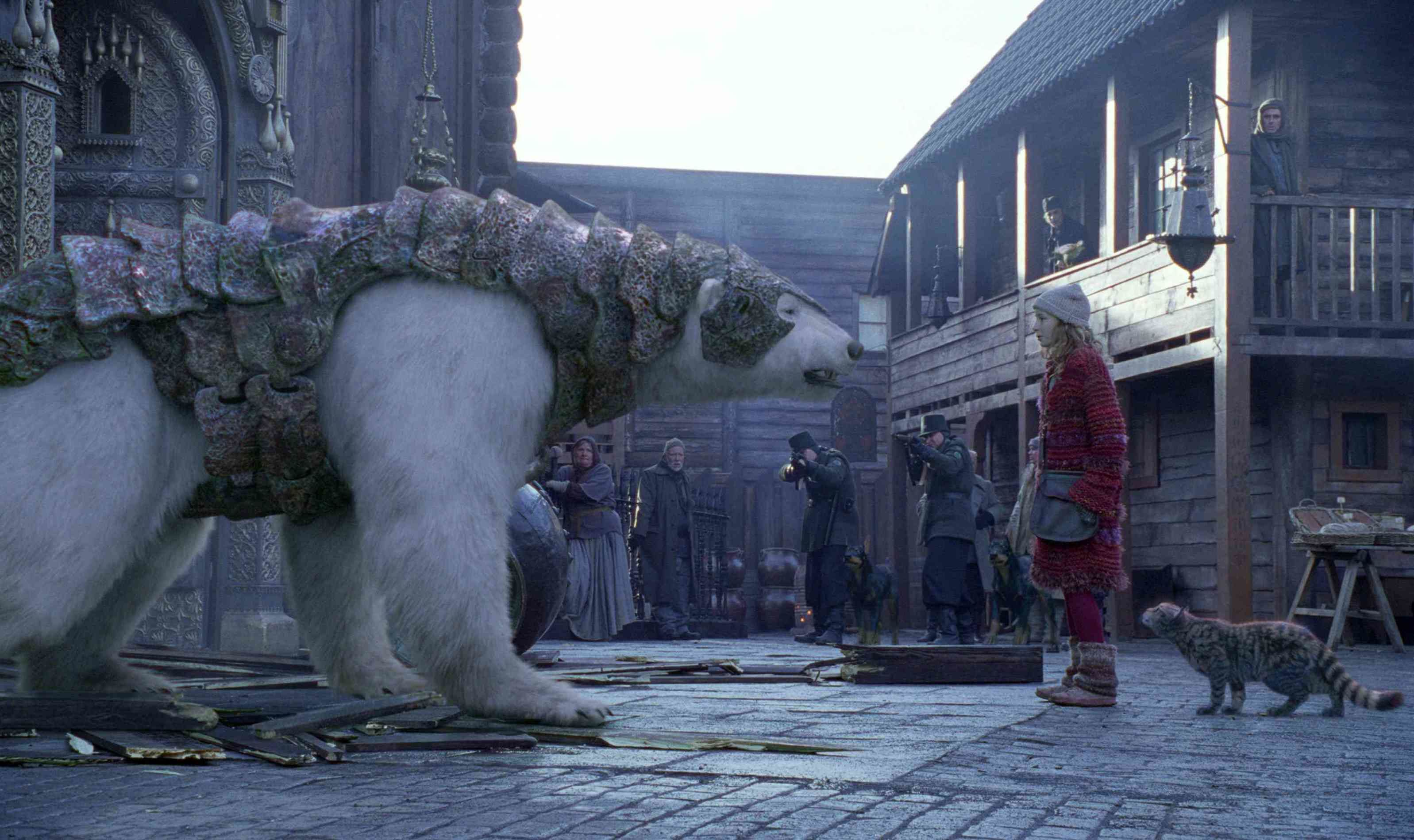 Chosen One of the Day: Iroek Byrnison from The Golden Compass ...