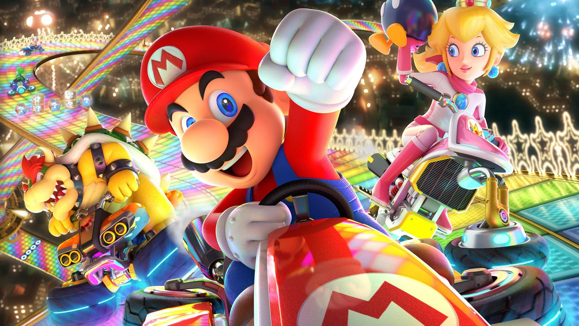 5 Things We D Like To See In Mario Kart Tour