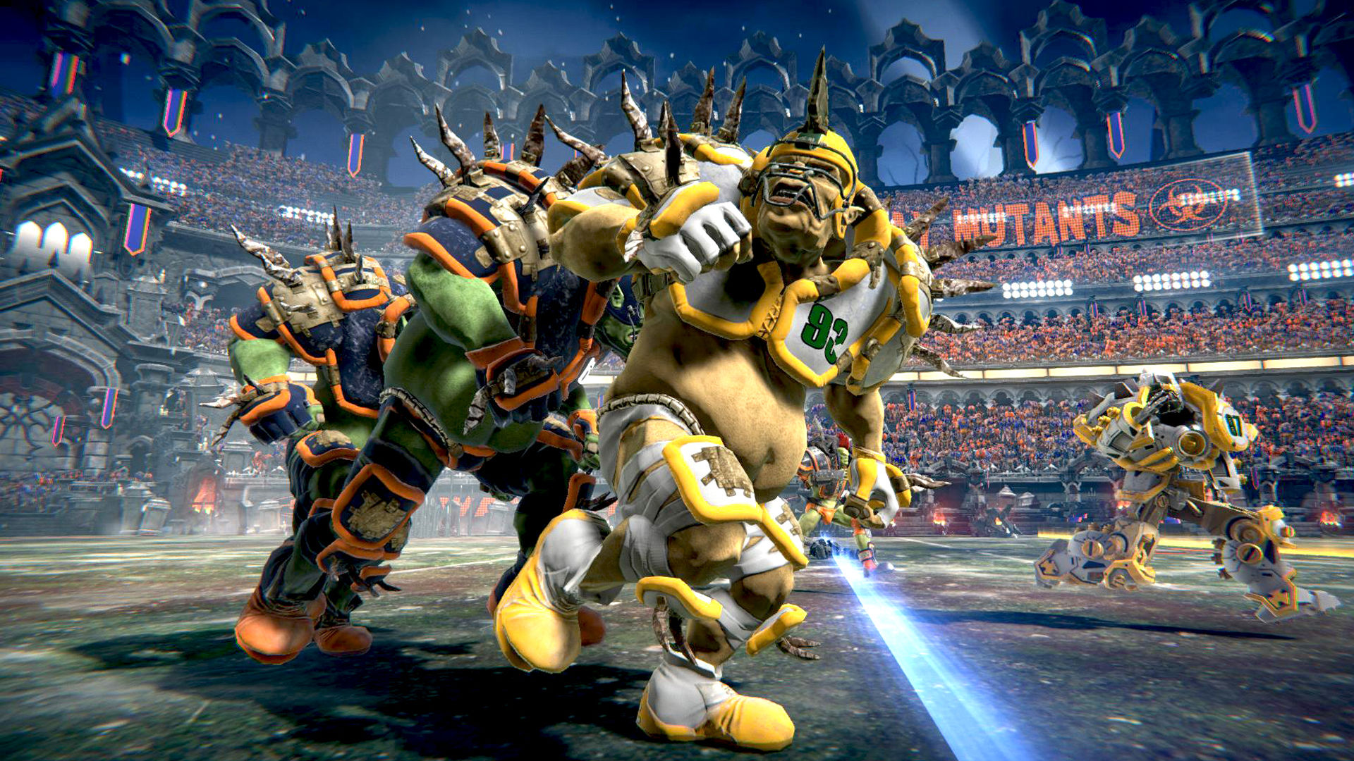 Gaming Roundup Mutant Football Thai Horror Castlevania