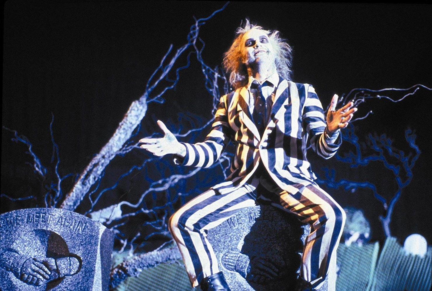 Broadway Broadway Broadway Beetlejuice Musical Officially Coming To The Big Apple