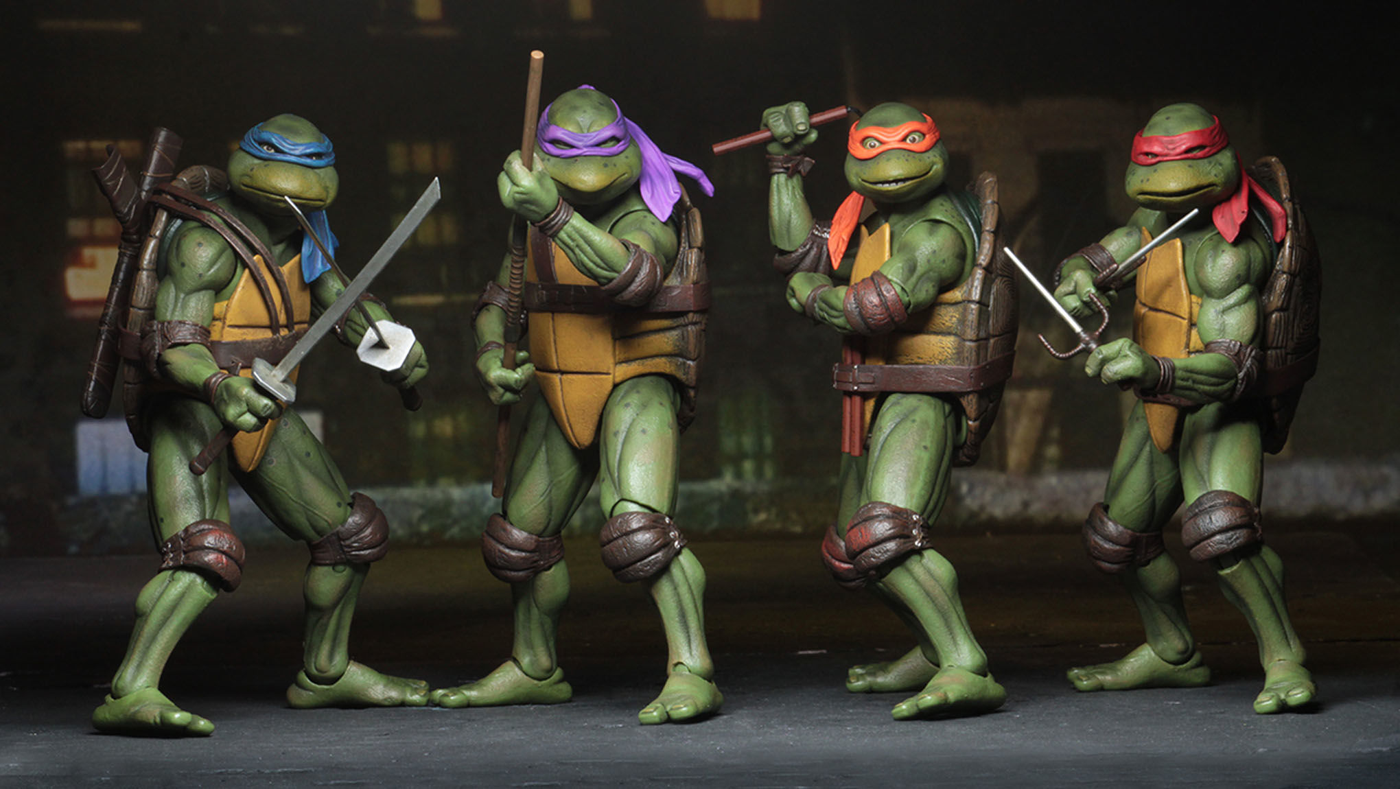 Making Neca S Teenage Mutant Ninja Turtles