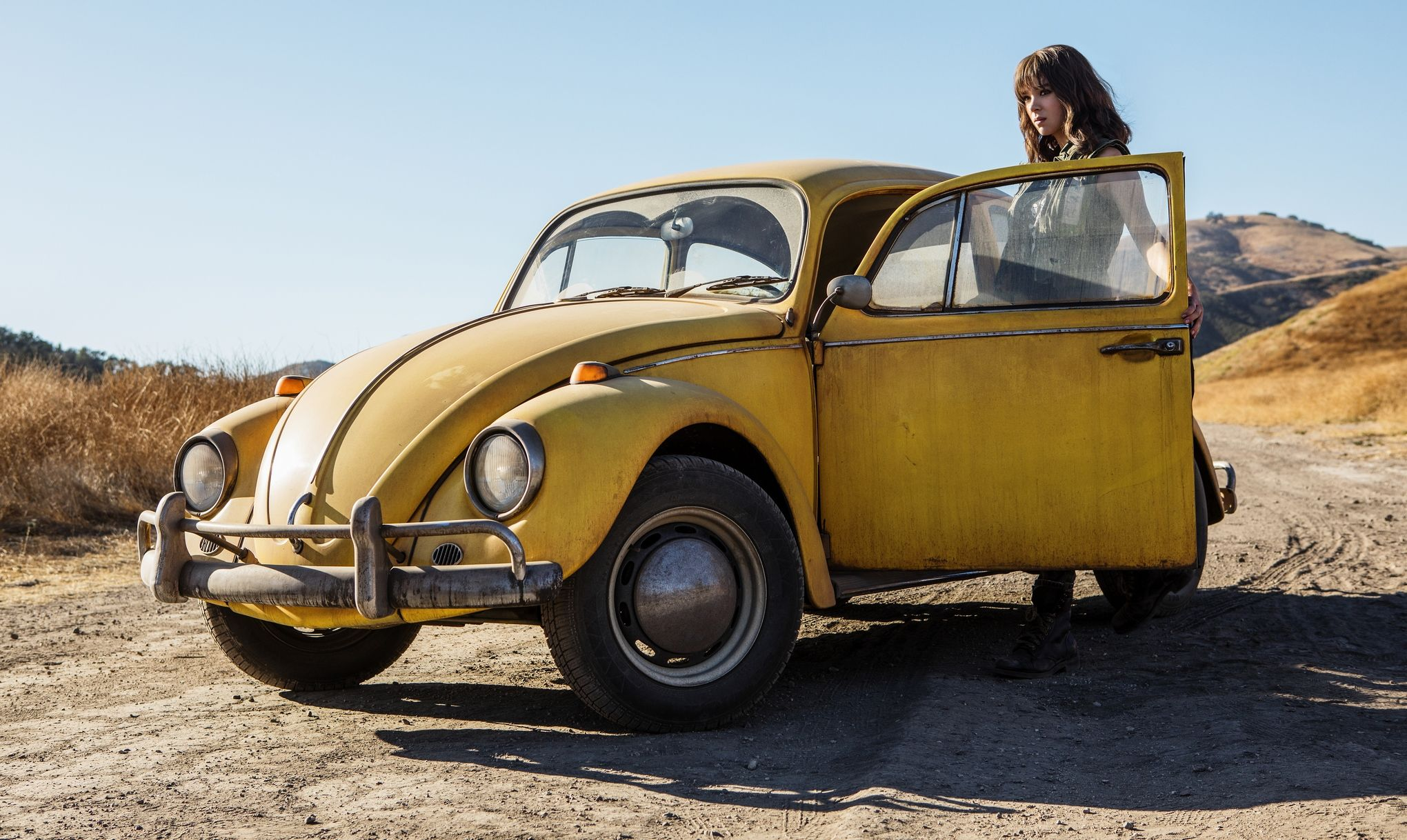 Take A Look At These Two Gnarly Decepticon Muscle Cars From Bumblebee