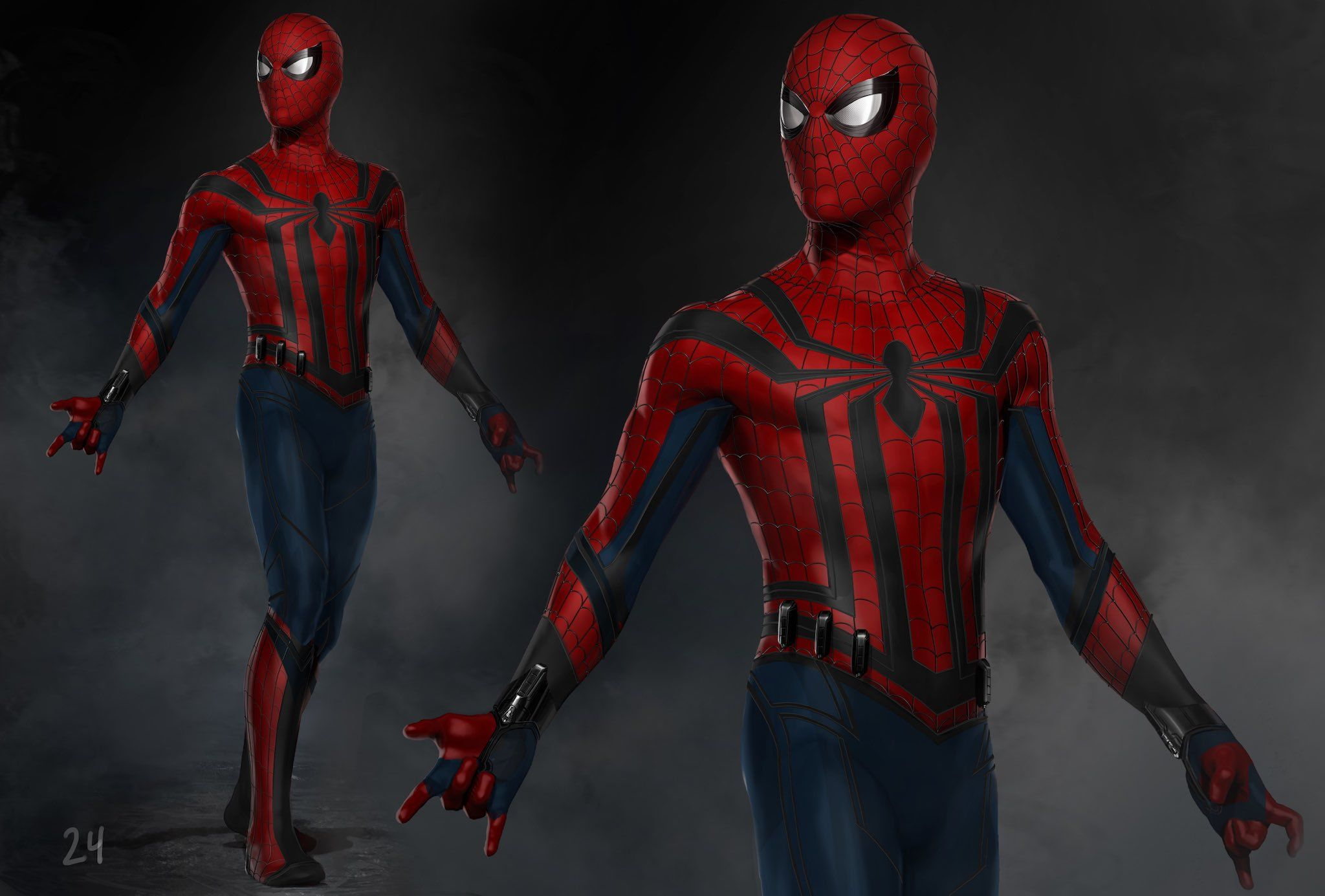 10 Spider,Man suits we want in the new PS4 game next