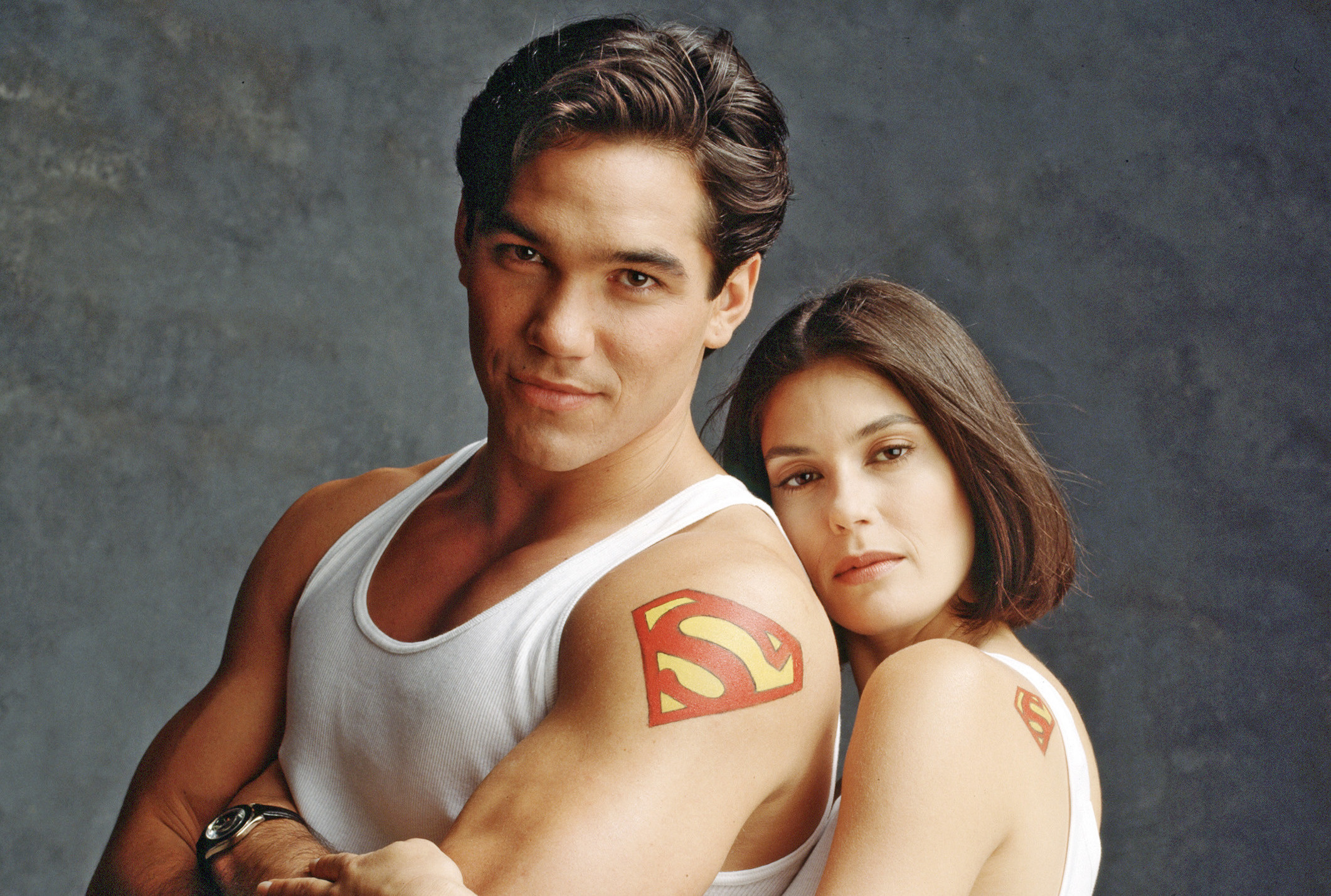 Lois and clark redhead actress superman