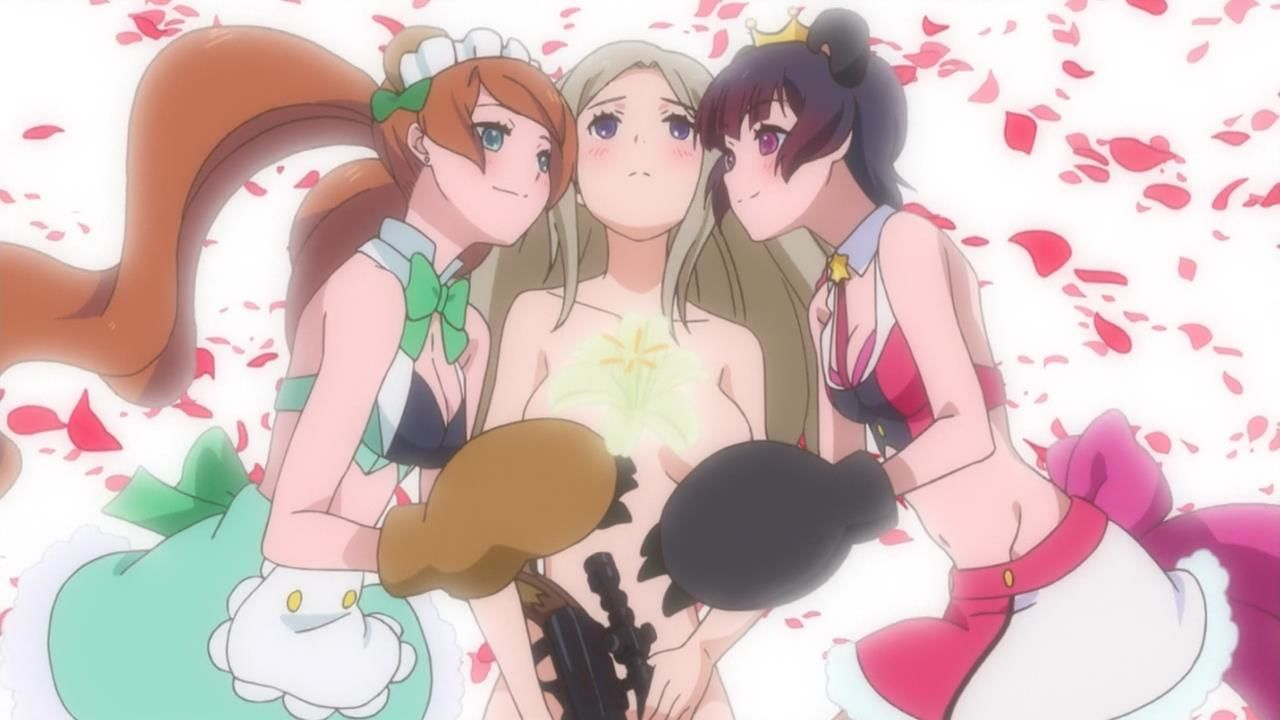 Anime Cute Lesbians 10 lgbtq+ anime that you need to watch now | syfy wire