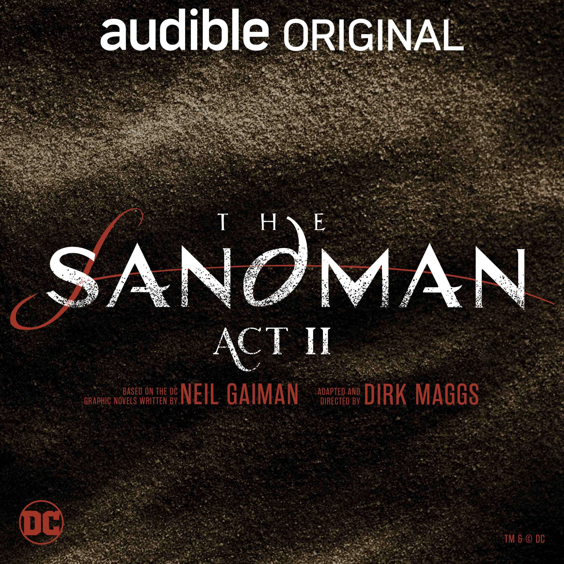 Gaiman's masterpiece comes to life in exclusive clip of James McAvoy, Kat Dennings in Audible's 'The Sandman: Act II'