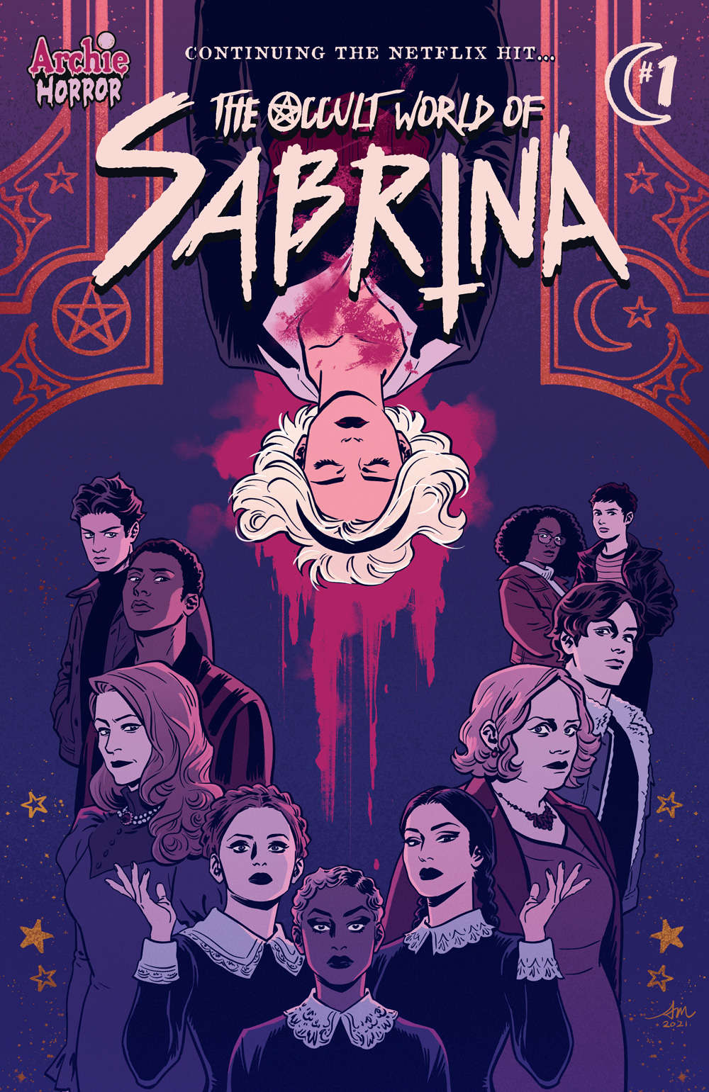 Chilling Adventures of Sabrina to continue Netflix saga in comic form, 'Archie' multiverse on the way