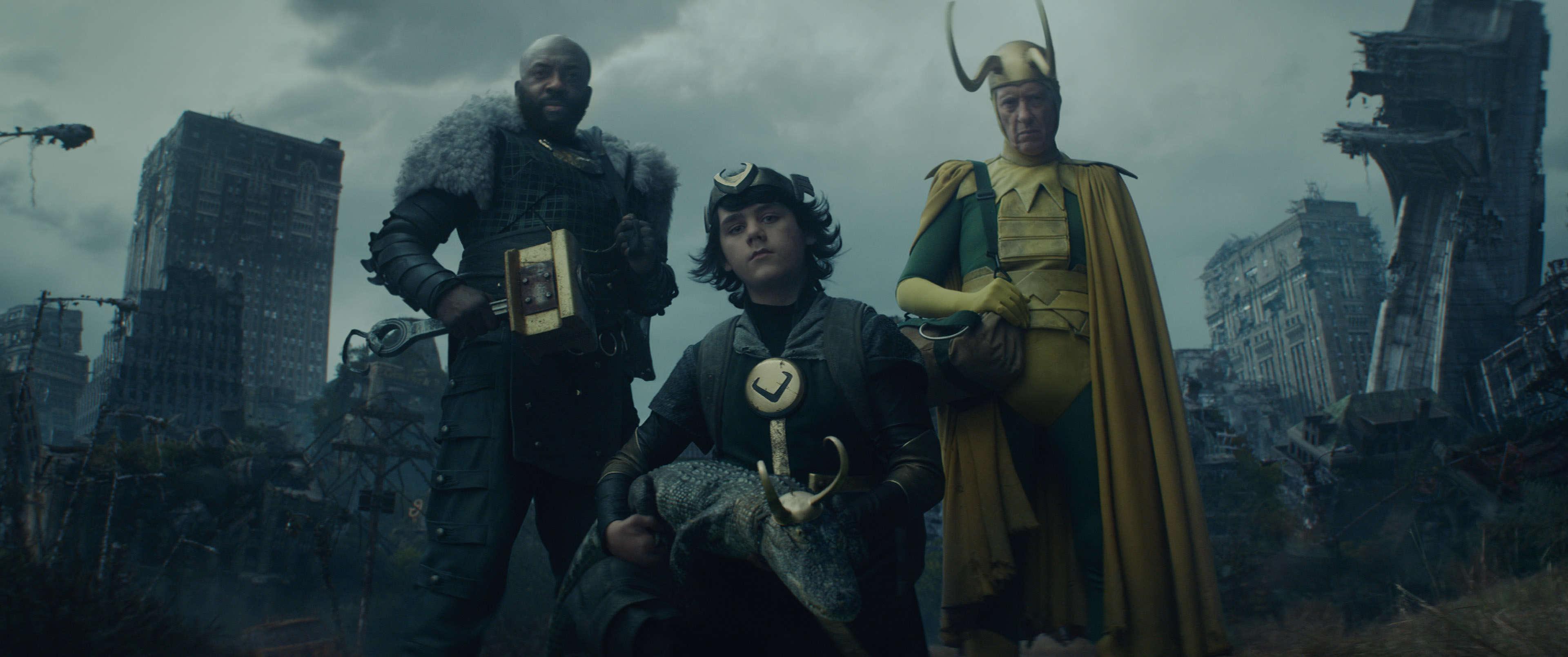 Loki writer teases Thunder Frog deleted scene, alternate ending for Episode 5