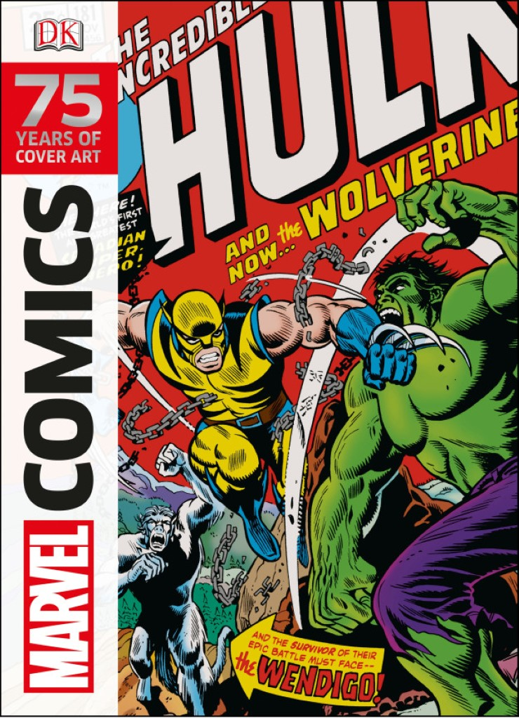 Comic Book Cover Art : Coffee table comics sensational books showcasing the