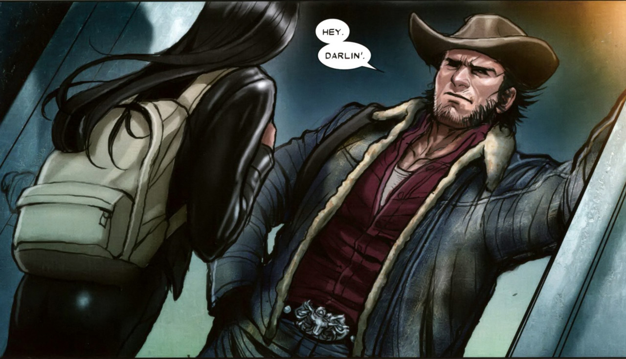wolverine and x 23 relationship trust