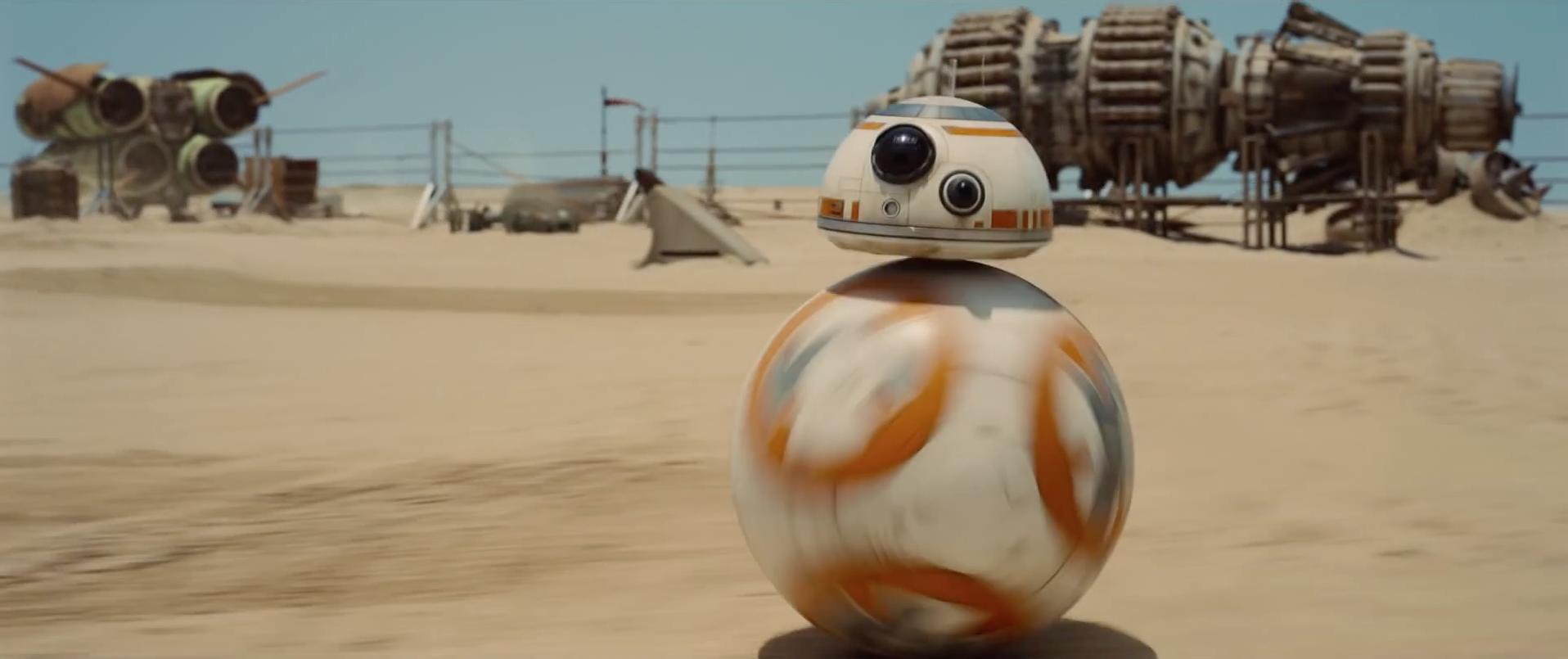 fui a ver Star Wars episodio VII y te lo tocuen lince