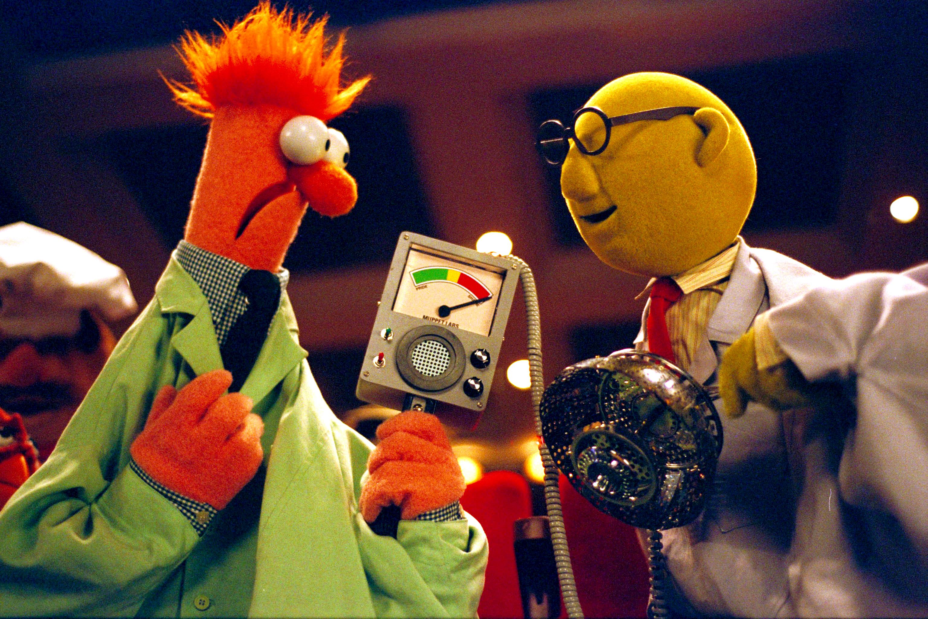 Muppets Characters Beaker