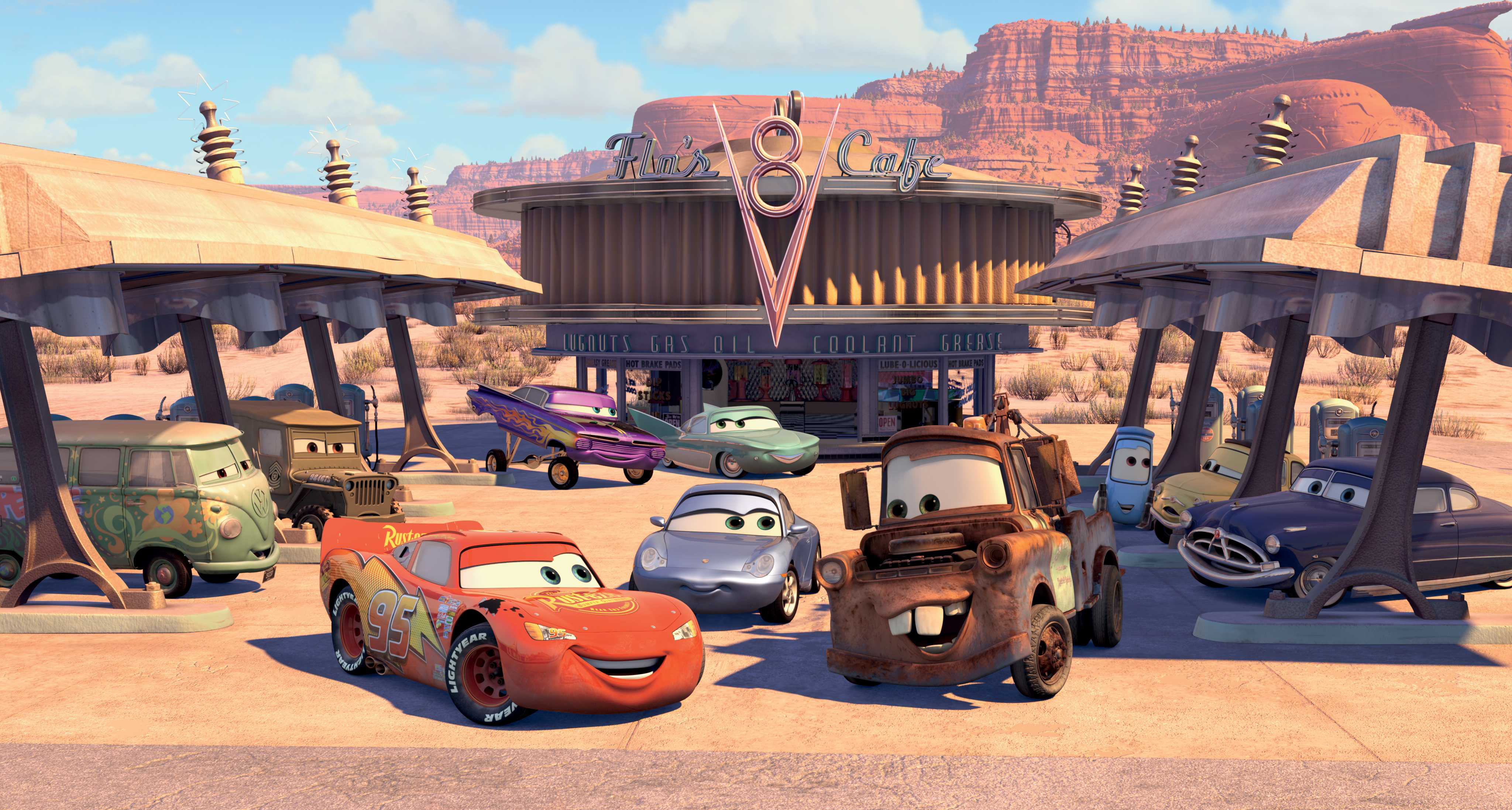 Cars 3 Creative Director Has A Hilariously Horrifying Theory For Why