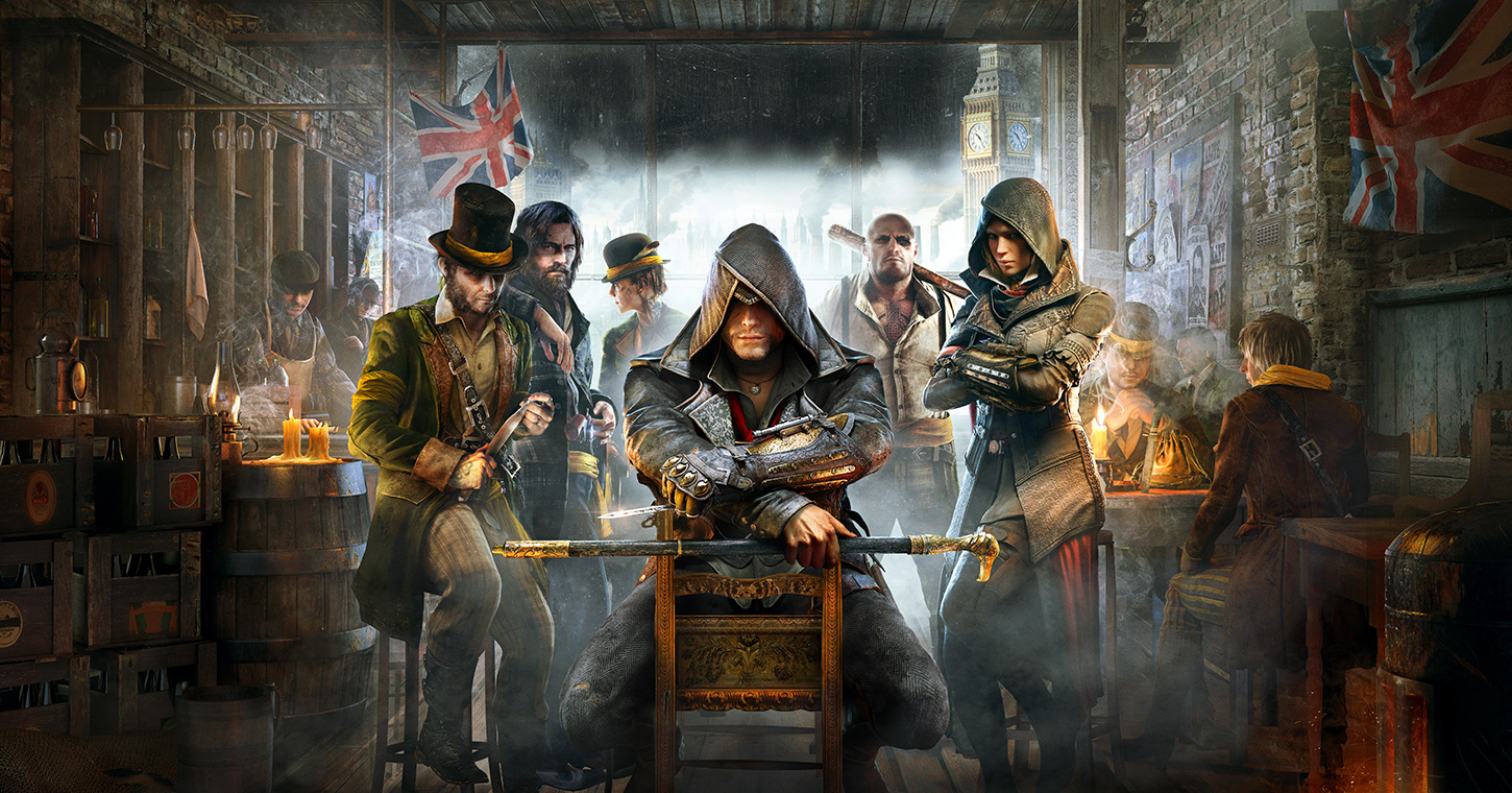 Assassin S Creed Syndicate First Cinematic Trailer And New