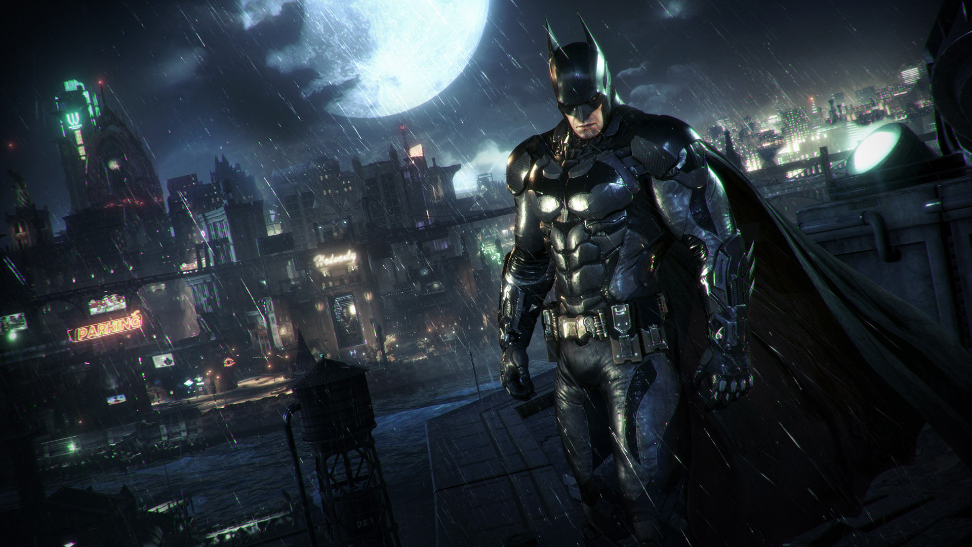 Batman: Arkham Knight developer says the aim is to make ...