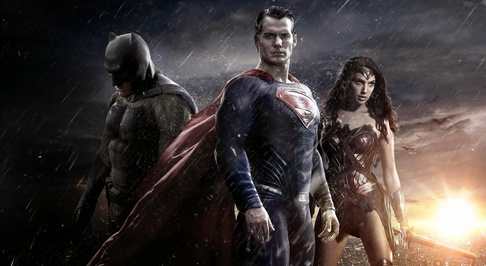More Batman v Superman pics suggest anti-Superman movement | SYFY WIRE