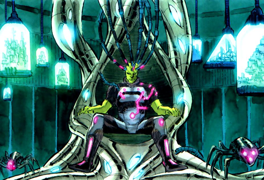 Darkseid and Thanos vs Team. - Battles - Comic Vine