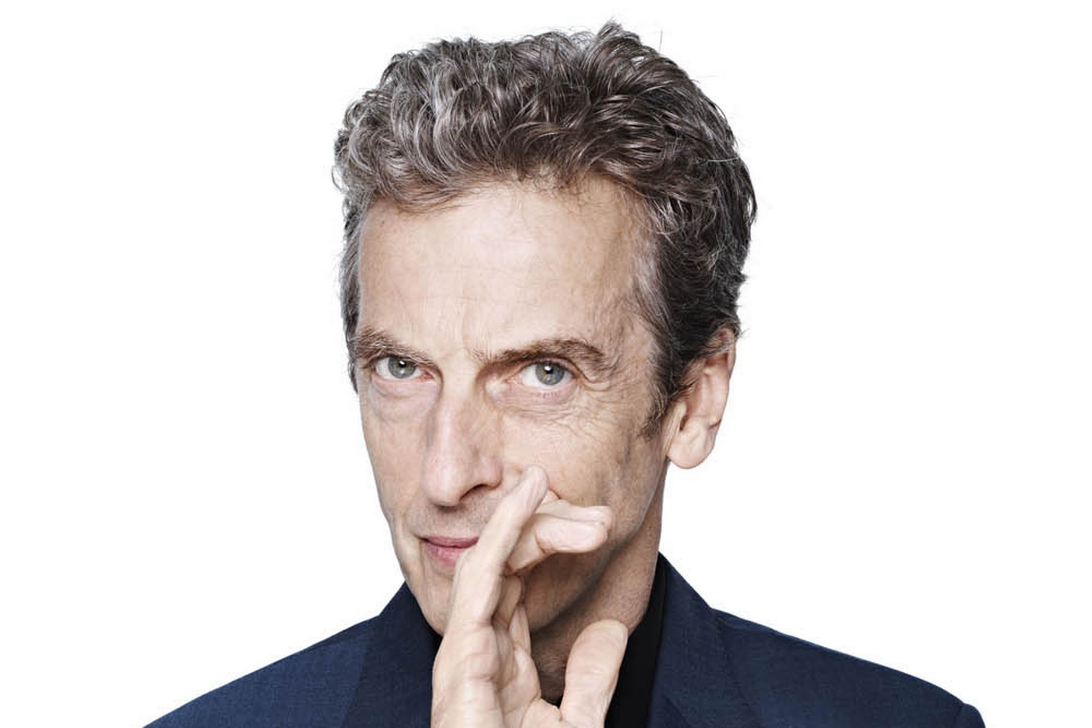 Theres A Story Behind The Ring Peter Capaldi Will Wear On Doctor Who