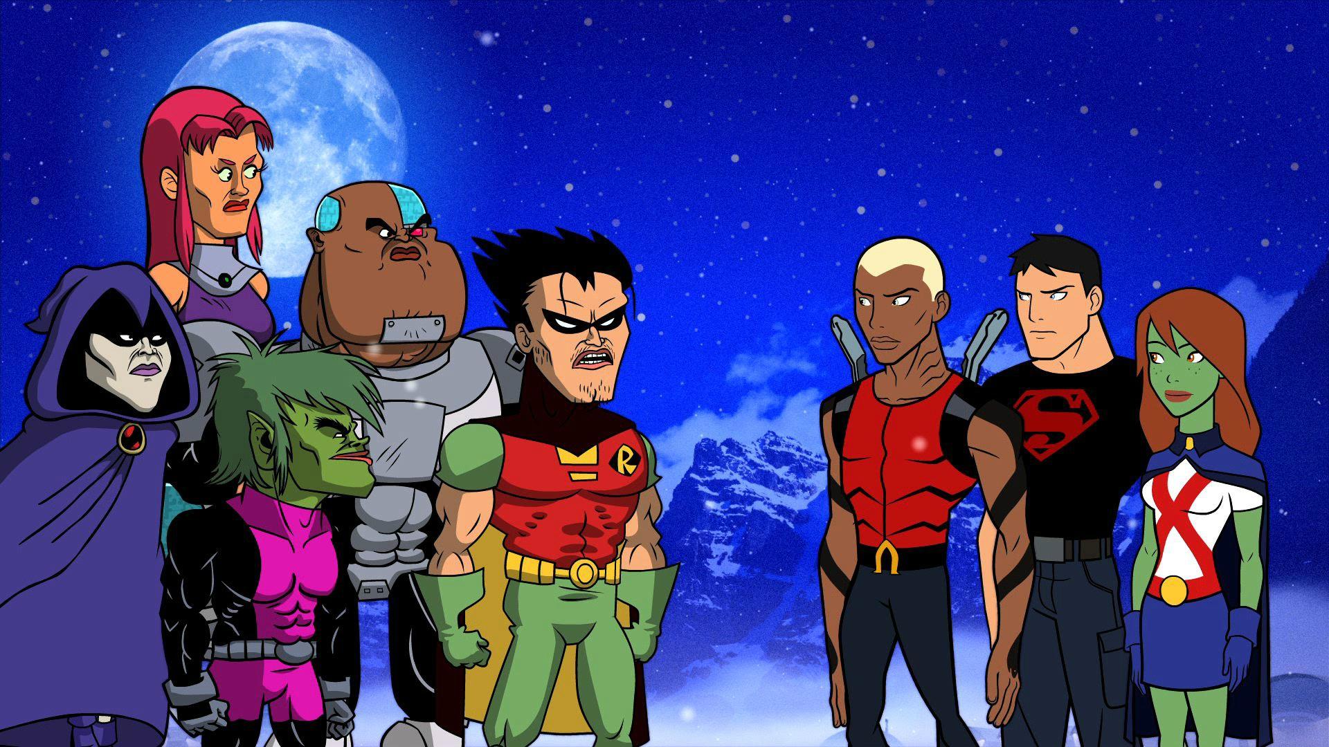 Finest Teen Titans Show 72