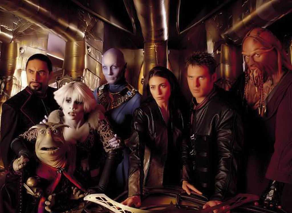 10 years after farscape what the frell has the cast been for Craft shows on tv