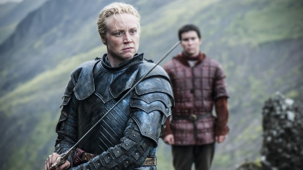 Courtly love Game-Thrones-S4-The-Children-Brienne-Pod-001