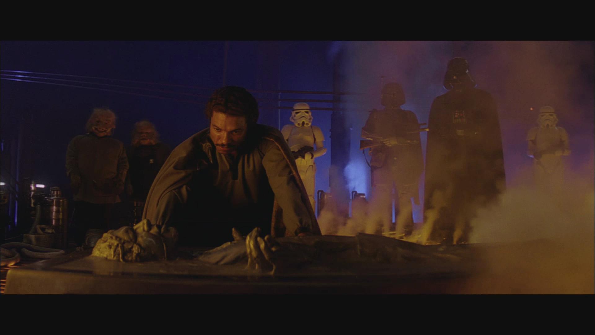 Resultado de imagem para star wars episode 5 han solo frozen