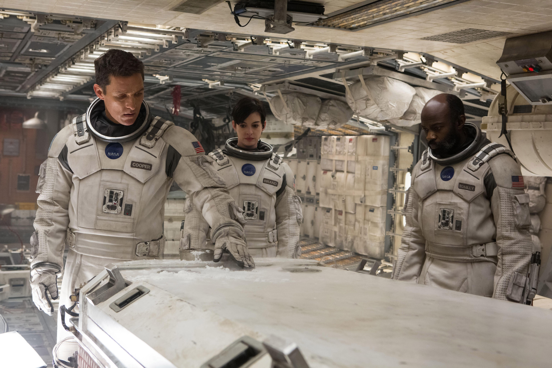 Nolan Offers First Hints About Interstellar S Epic Voyage