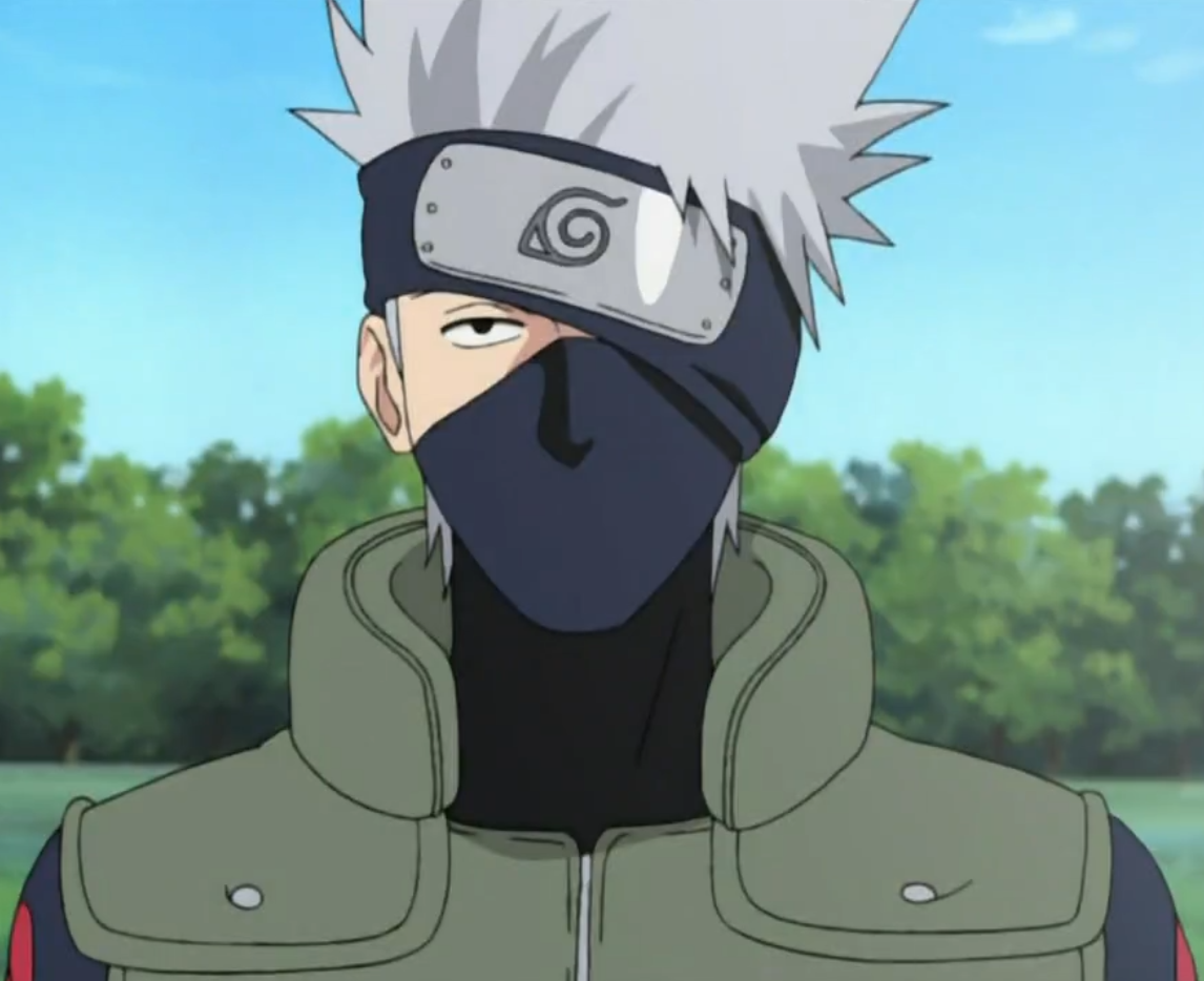 after 15 years naruto finally reveals kakashi hatake s full face