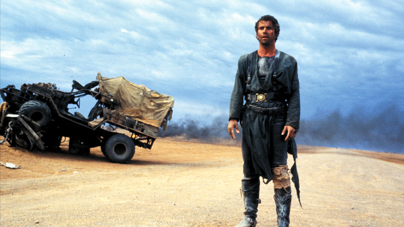 Watch George Miller and Mel Gibson talk MAD MAX in rare, 1985.