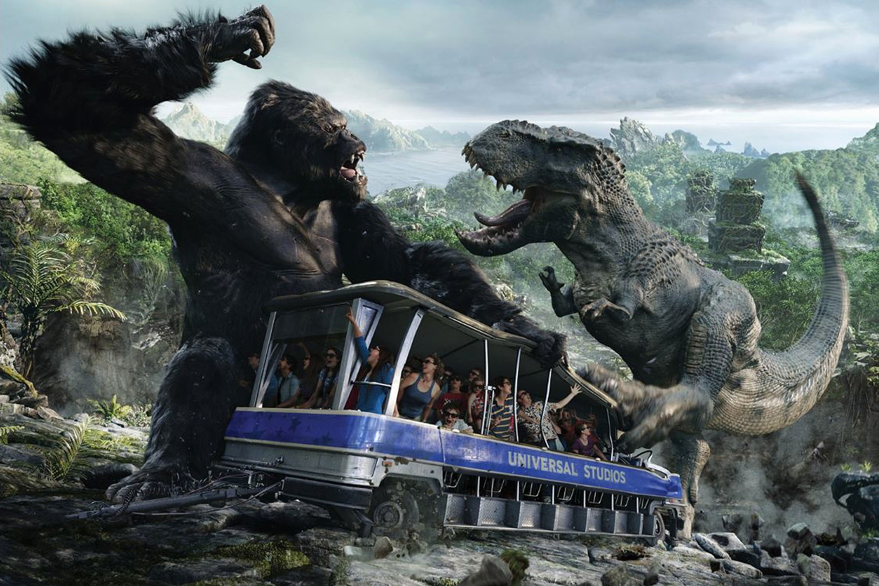 king kong skull island full movie