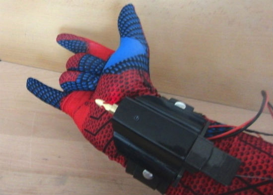 How To Make Web Shooter For Kids