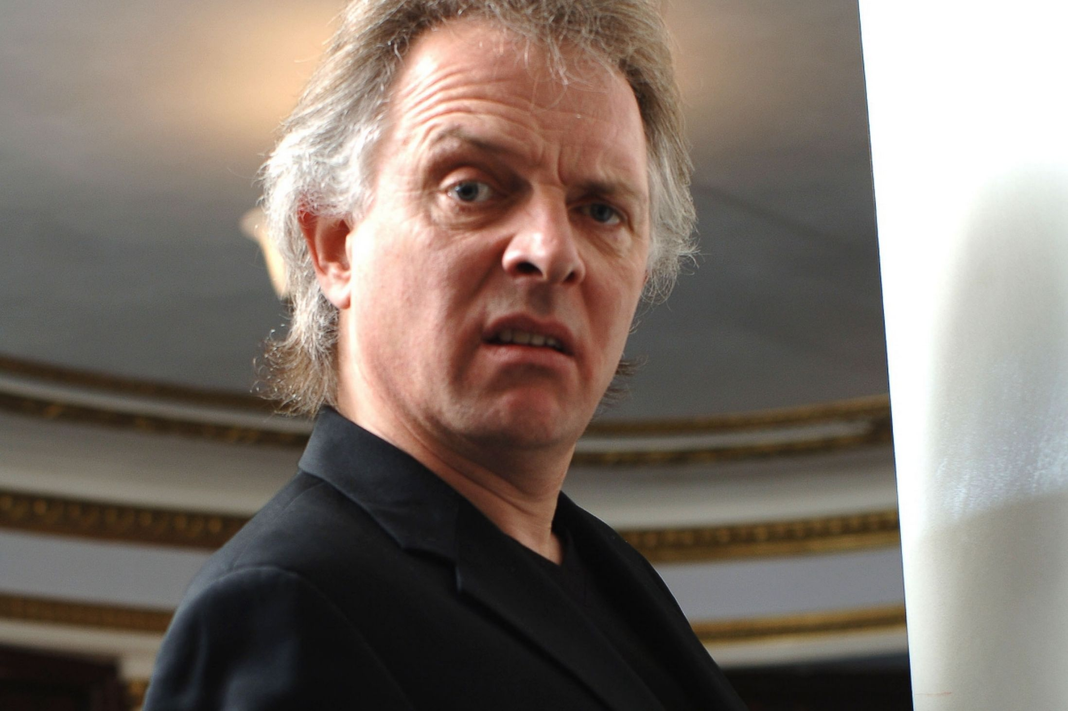 Unearthed interview reveals that the late Rik Mayall had ...