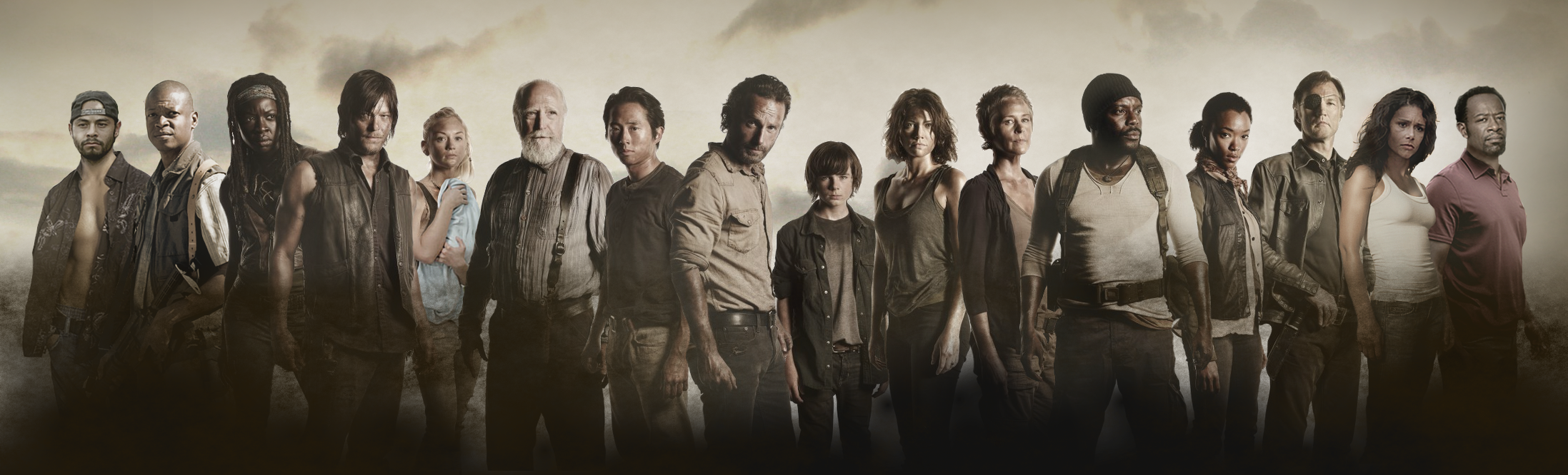 Walking dead creator new and old characters will change the game