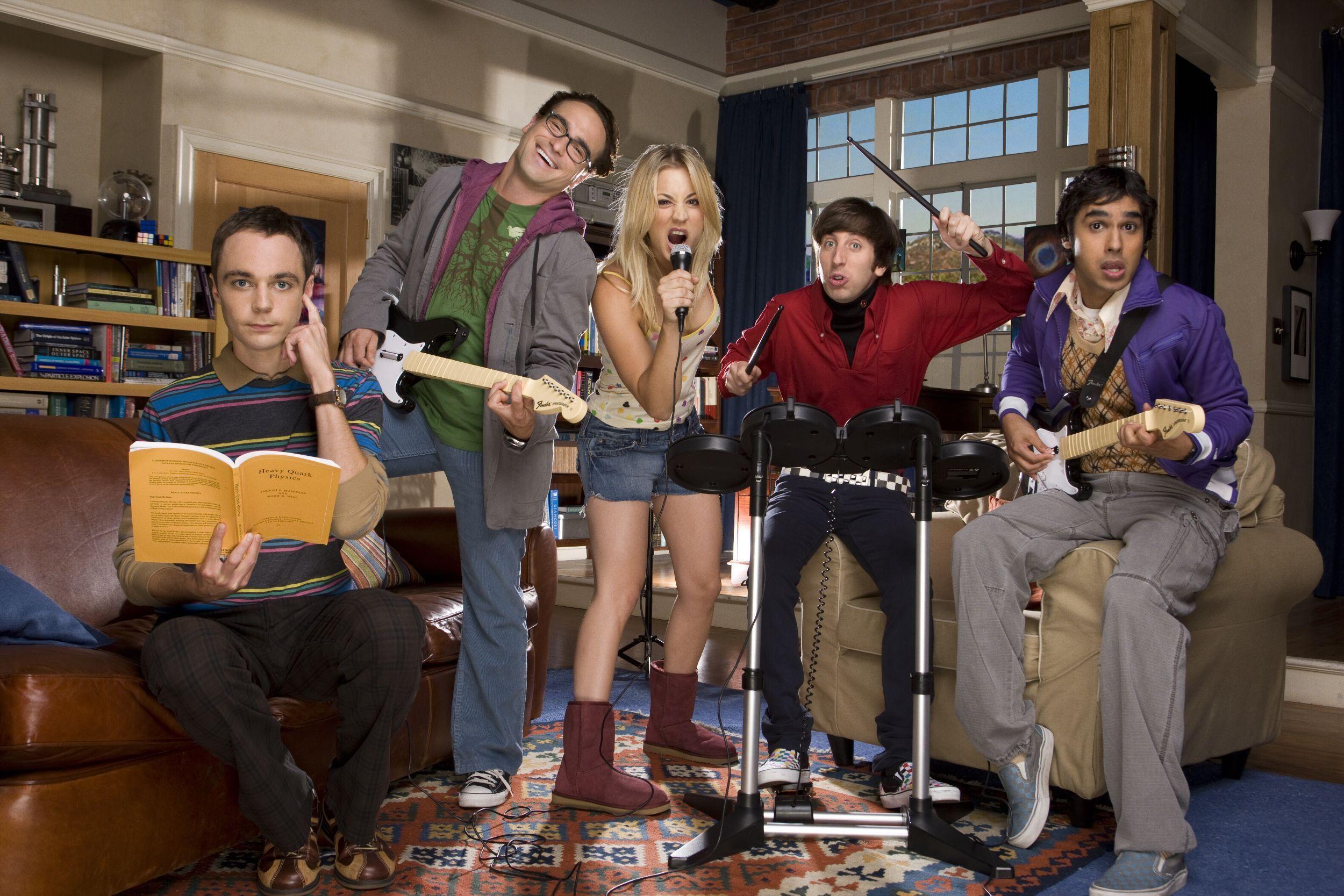 Big Bang Theory   Blastr