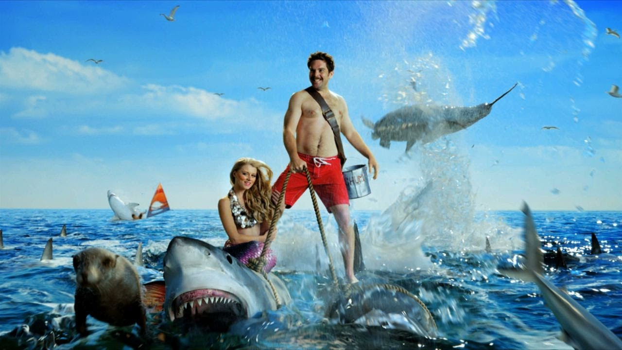 TV THIS WEEK Shark Week is  Shark
