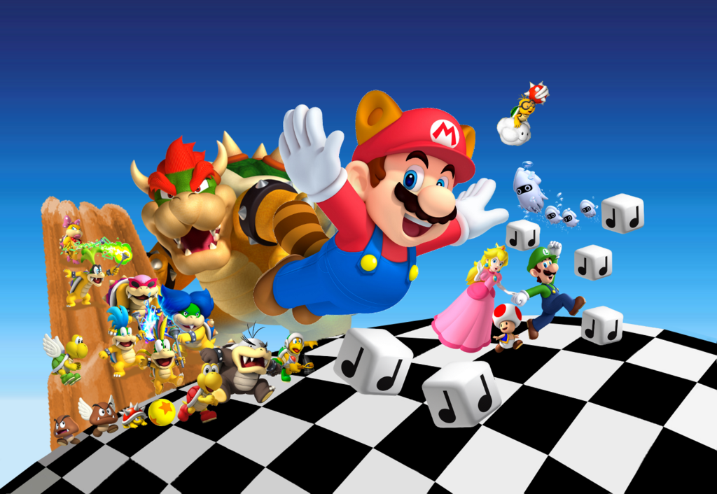 Spider Man Producer Avi Arad In Talks To Make A Series Of Animated Mario Bros Movies