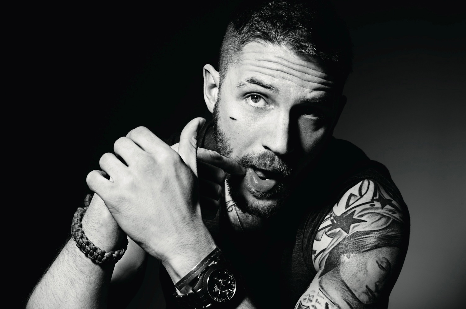 Tom Hardy Exits DC's Suicide Squad, Jake Gyllenhaal