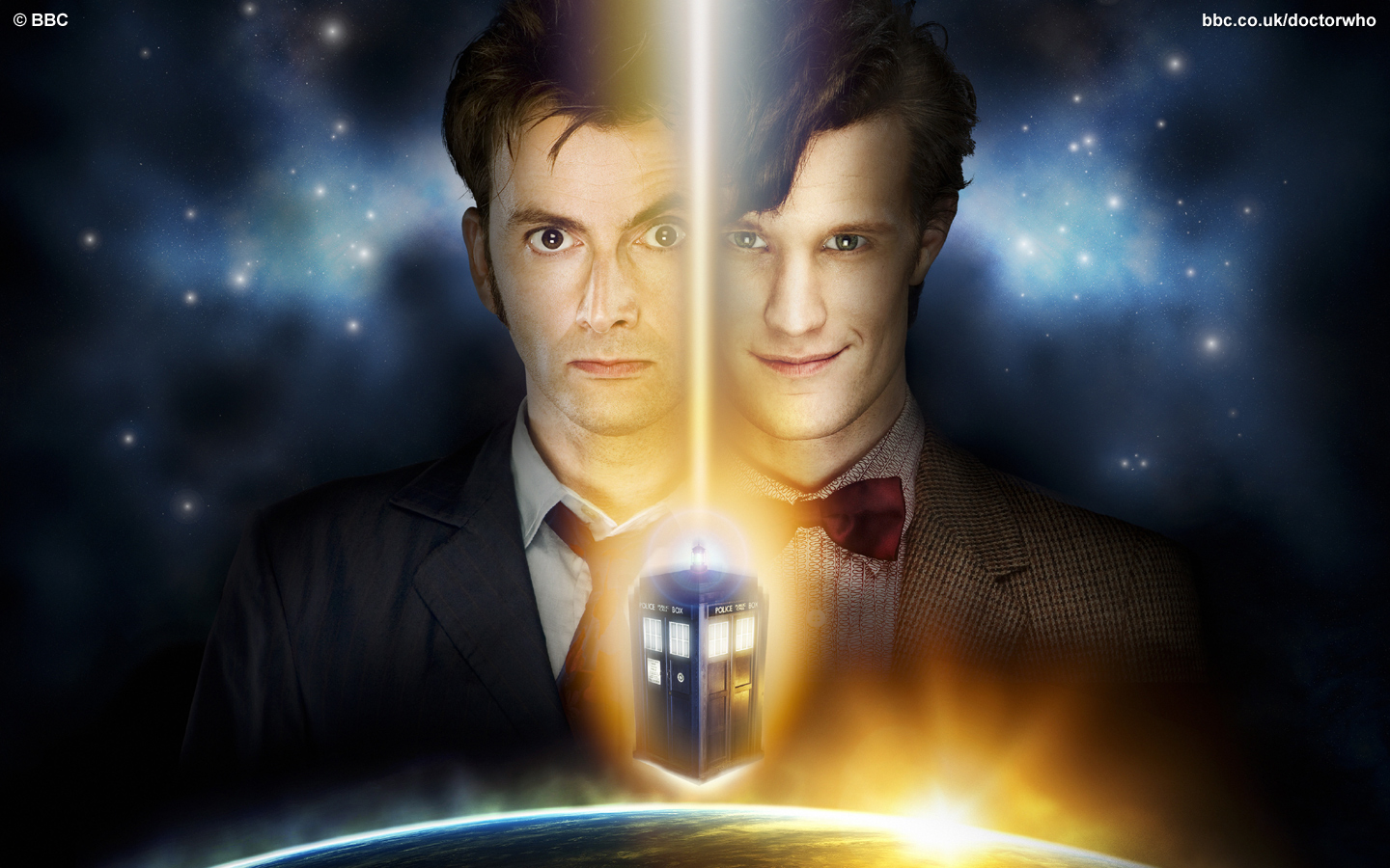 10th and 11th doctor meet episode game