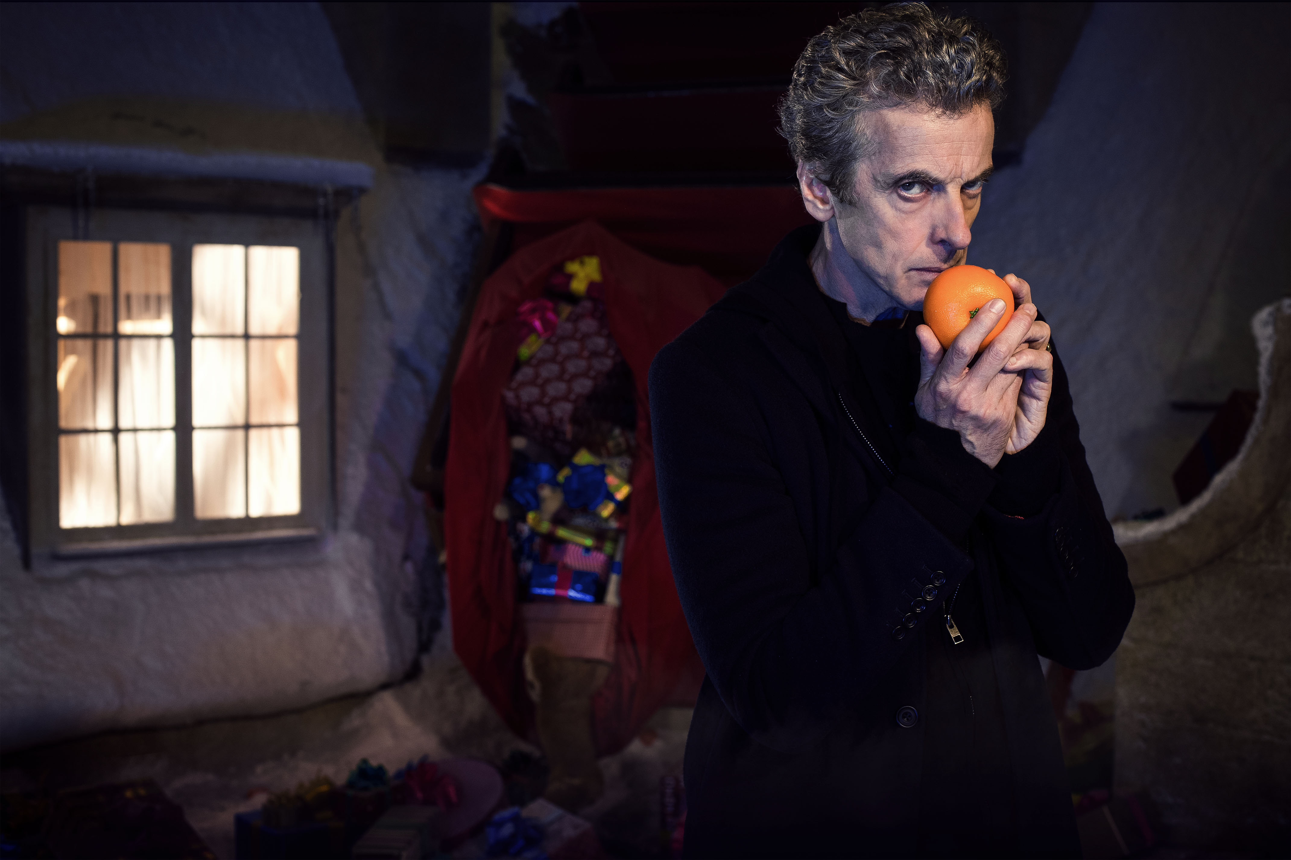 Syfy - Watch Full Episodes | Doctor Who gets scarily festive with ...