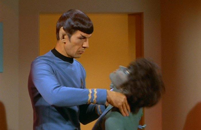 Leonard Nimoy Spock Little-known sci-fi fa...