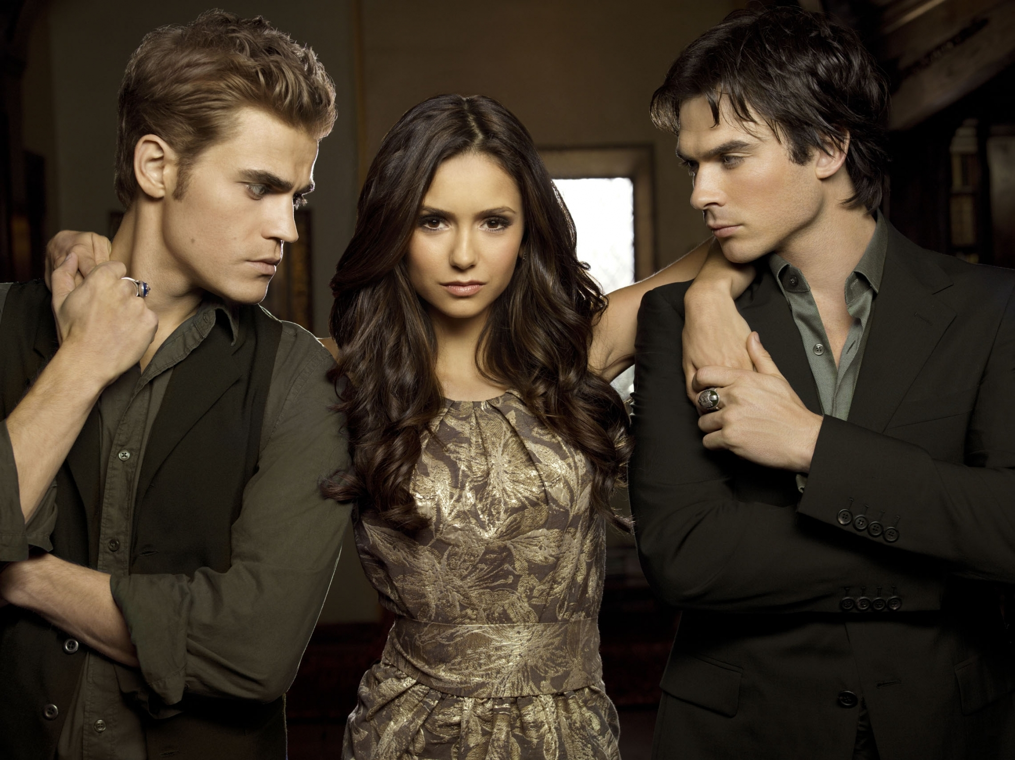 EXCLUSIVE: Want some juicy Vampire Diaries secrets from ...