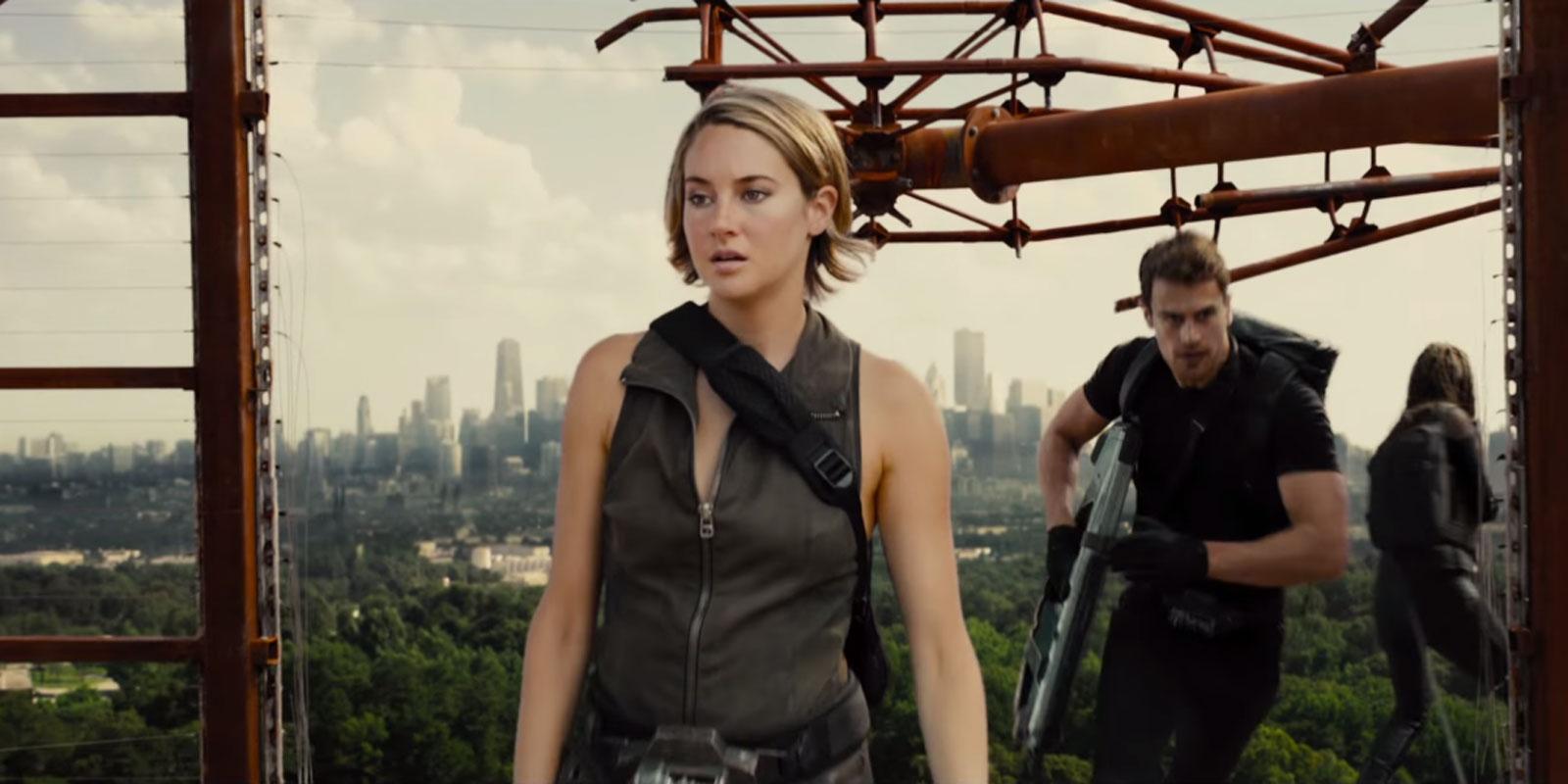 Divergent Saga Comes End First Allegiant Trailer