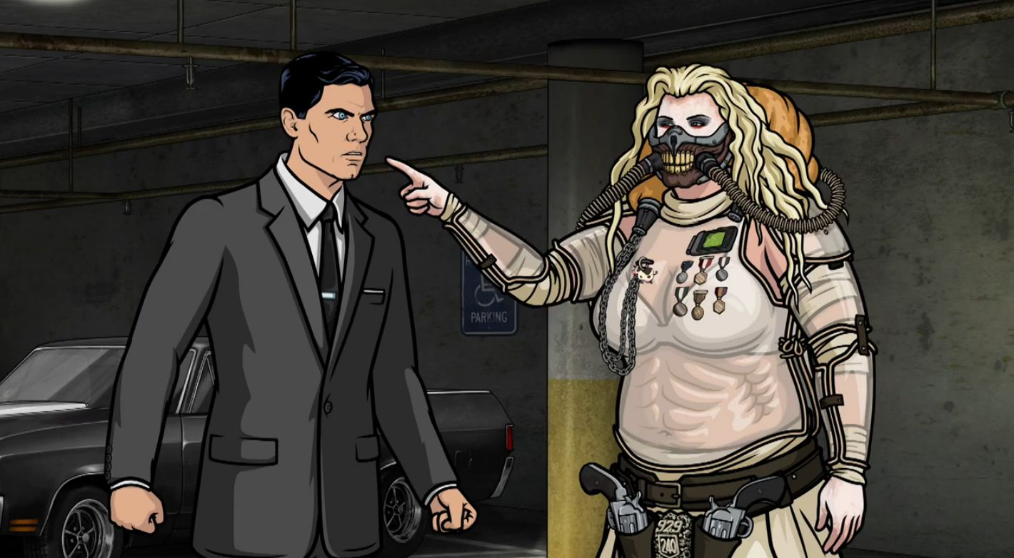 archer producers want jon hamm to star in a live action film