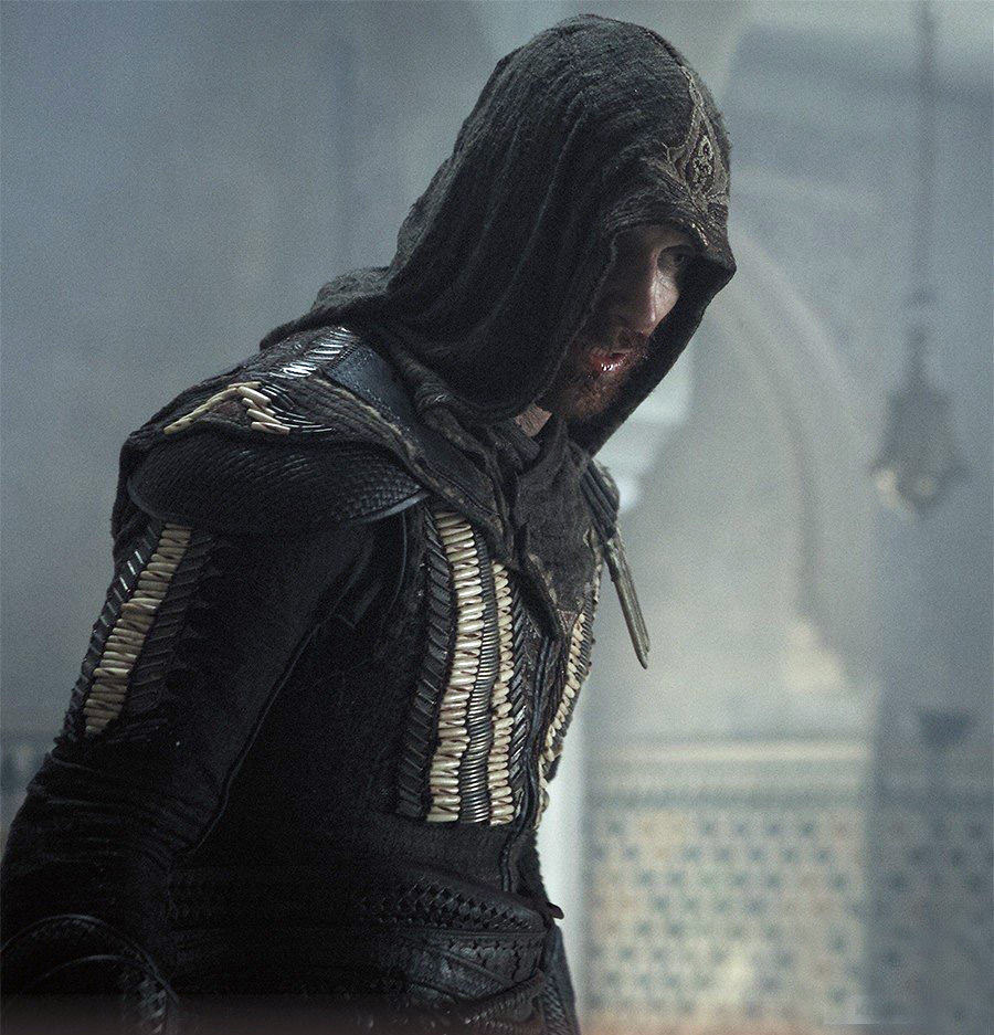 Michael Fassbender Takes A Leap Into The Past In New Assassin S