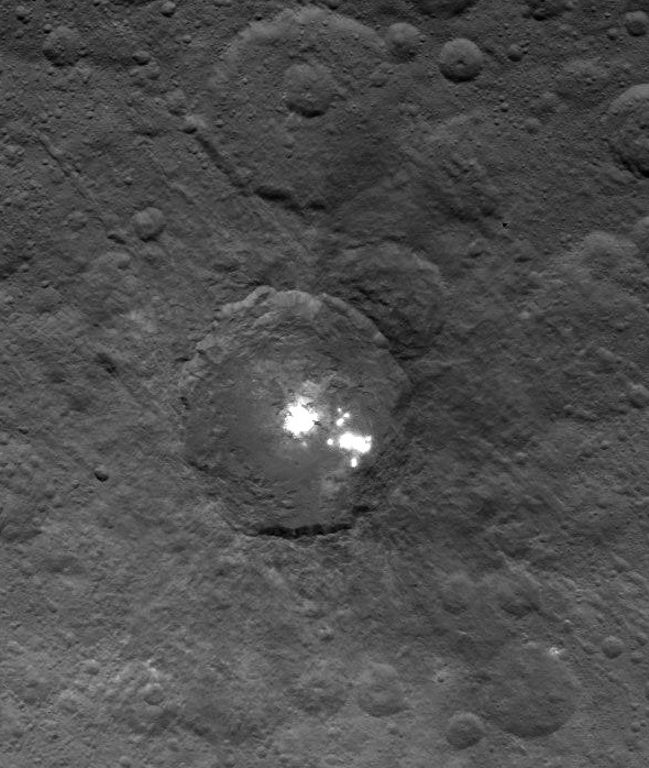 bad astronomy what the heck are those spots on ceres syfy wire