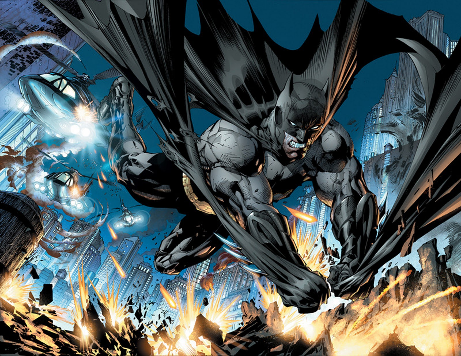 Chronicle S Max Landis Explains How Batman Could Take Down All Of