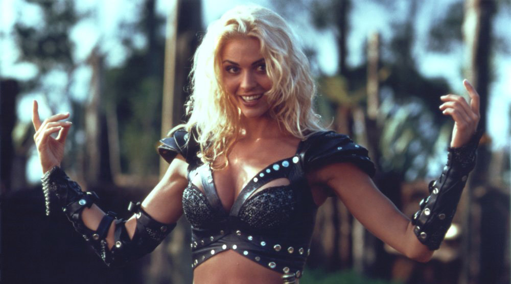 Clone of Xena: Warrior Princess 20 years later: The cast